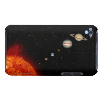 The Solar System 2 iPod Touch Case-Mate Case
