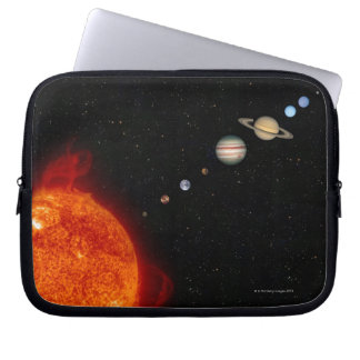 The Solar System 2 Laptop Sleeve