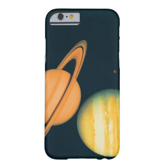 The Solar System Barely There iPhone 6 Case