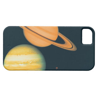 The Solar System iPhone 5 Cover