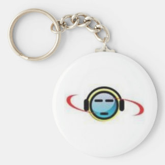 The Solar System Basic Round Button Key Ring