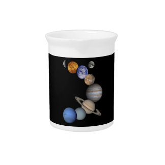 The solar system range our planets pitcher