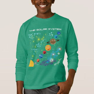 The Solar System Shirts