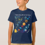 The Solar System T-shirts