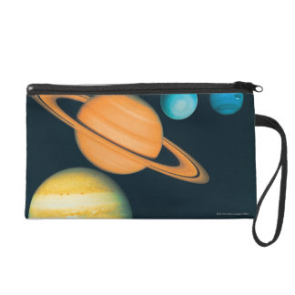 The Solar System Wristlet