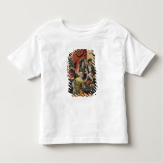 The Soldiers Drawing Lots for Christ's Clothes Toddler T-Shirt