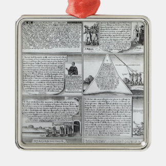 The Solemn League and Covenant Christmas Ornament