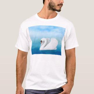 The Solitary Mute Swan T-Shirt