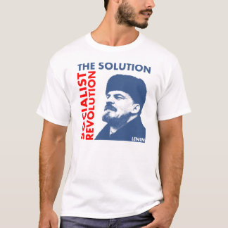 The Solution: Socialist Revolution T-Shirt