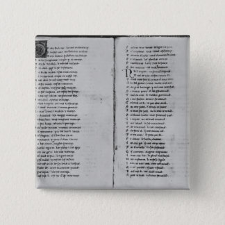 The Song of Roland' 15 Cm Square Badge