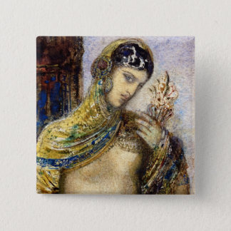 The Song of Songs (detail of 83718) 15 Cm Square Badge