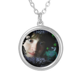 The Song of Taliesin Personalized Necklace
