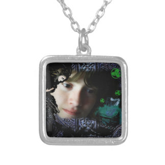 The Song of Taliesin Pendant