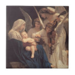 The Song of The Angels Ceramic Tile