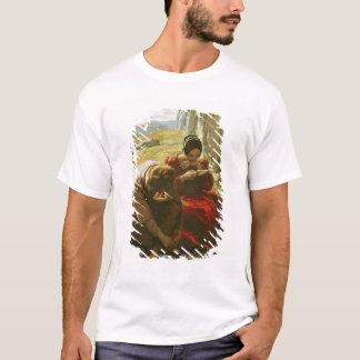 The Sonnet, 1839 (oil on panel) T-Shirt