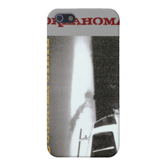 THE SOONER STATE TORNADO OKLAHOMA 2004 iPhone 5 CASES