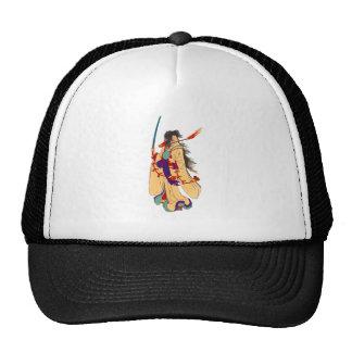 The Sorceress Mesh Hats