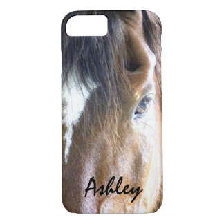 The Soul   Equine Horse Personalized iPhone 7 Case