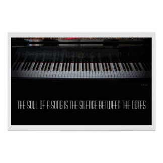 The Soul of a Song 36 x 24 Poster