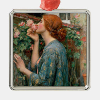 The Soul of the Rose, 1908 Christmas Ornament