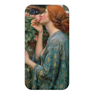 The Soul of the Rose - John William Waterhouse iPhone 4/4S Cover