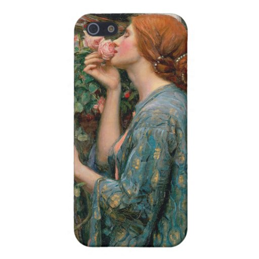 The Soul of the Rose - John William Waterhouse iPhone 5 Cover