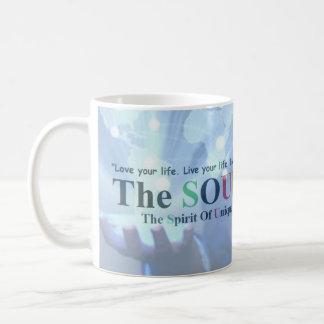 The SOUL Travelers Mug (The Hand)