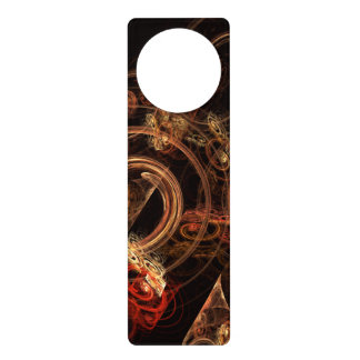 The Sound of Music Abstract Art Door Knob Hangers