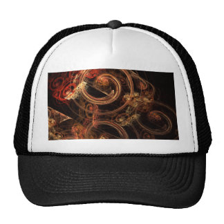 The Sound of Music Abstract Art Hat