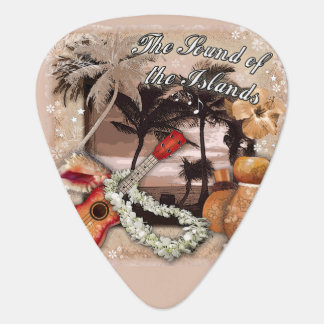 The Sound of the Islands Plectrum