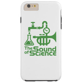 The Sound or Science - iphone case green Tough iPhone 6 Plus Case