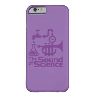 The Sound or Science - iphone case purple Barely There iPhone 6 Case