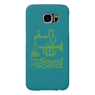The Sound or Science - Samsung case green Samsung Galaxy S6 Cases