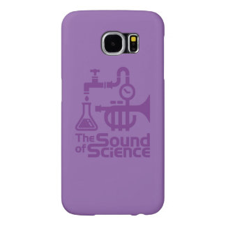 The Sound or Science - Samsung case purple Samsung Galaxy S6 Cases