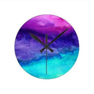 The Sound Round Clock