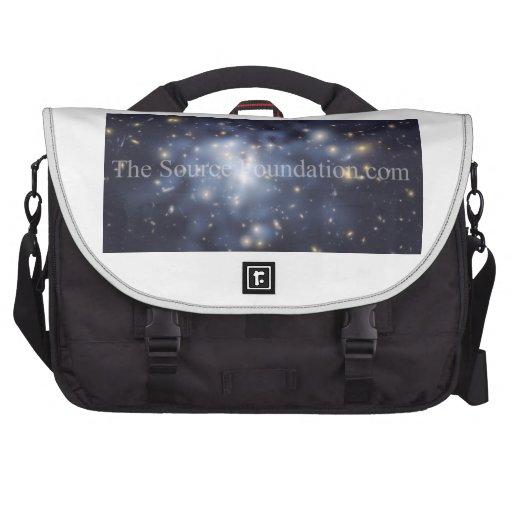 The source Foundation Bag Laptop Messenger Bag