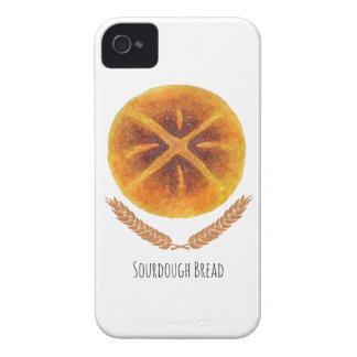 The Sourdough Bread iPhone4 Case