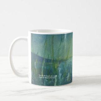 The South Coast, Cornwall Coffee Mug