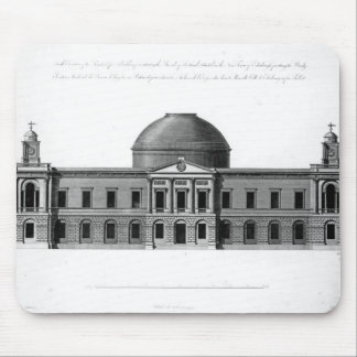 The South Elevation of Register House, Mouse Pad
