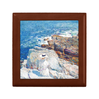 The South Ledges, Appledore by Childe Hassam Gift Box