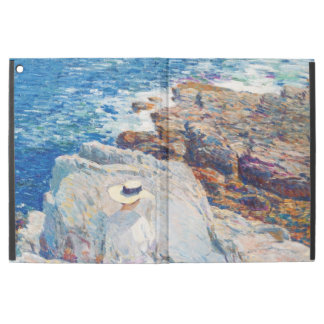 "The South Ledges, Appledore by Childe Hassam iPad Pro 12.9"" Case"