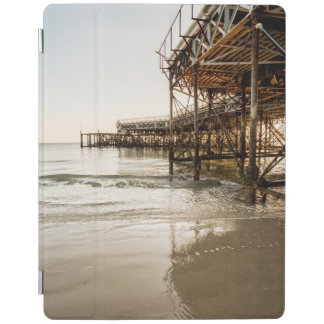 The South Parade Pier On The Coast At Southsea iPad Cover
