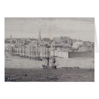The South View of Berwick Upon Tweed, c.1743-45 (p Card