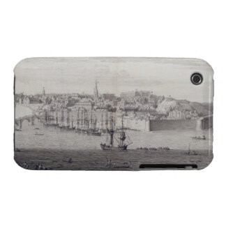 The South View of Berwick Upon Tweed, c.1743-45 (p Case-Mate iPhone 3 Cases