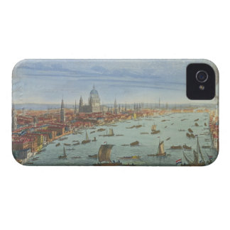 The South West Prospect of London, from Somerset G iPhone 4 Case-Mate Cases