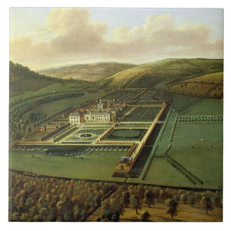 The Southeast Prospect of Hampton Court, Herefords Tile