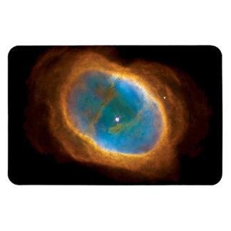 The Southern Ring Nebula Vinyl Magnet
