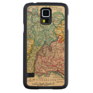 The southwest part of Germany Carved Maple Galaxy S5 Case