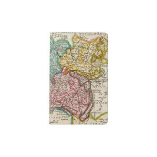 The southwest part of Germany Pocket Moleskine Notebook