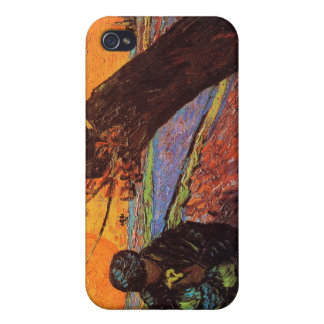 The Sower, Vincent Van Gogh Covers For iPhone 4